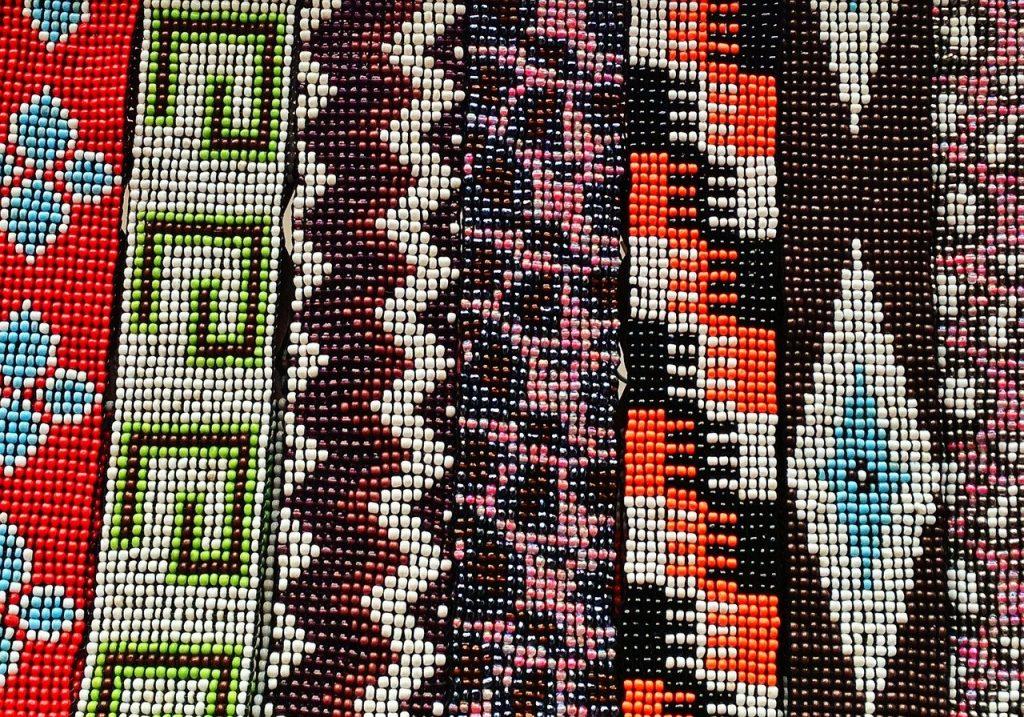 L'histoire du tissu Kenté